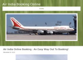 airindiabookingonline.jigsy.com