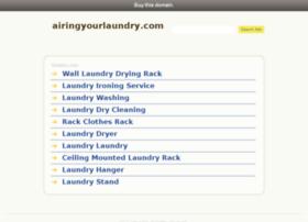 airingyourlaundry.com