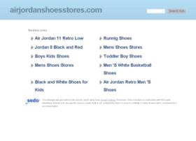 airjordanshoesstores.com