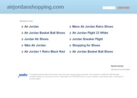 airjordanshopping.com