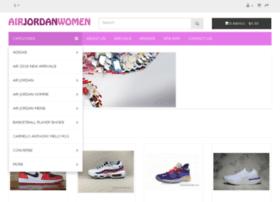airjordanwomen.com