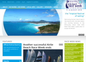 airlieraceweek.com