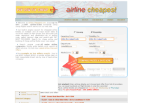airline-cheapest.com