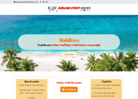 airlinestaffrates.com