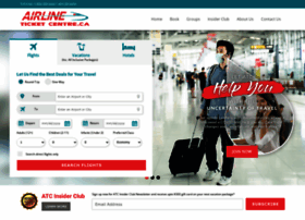 airlineticketcentre.ca