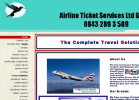 airlineticketservicesltd.co.uk