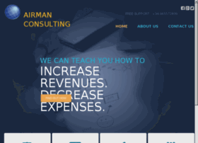 airmanconsulting.com