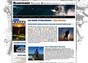 airpadrekiteboarding.com