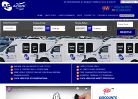 airparkparking.com