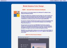 airplanecolor.com