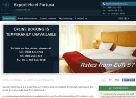 airport-hotel-fortuna.h-rez.com