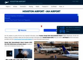 airport-houston.com