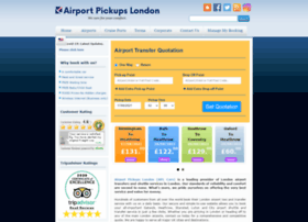 airport-pickups-london.com