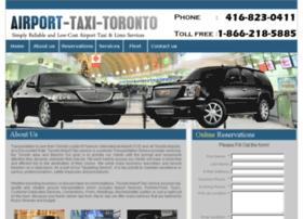 Airport-taxi-toronto.com