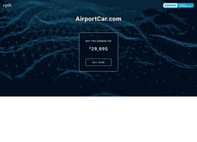 airportcar.com