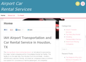 airportcarrentalservices.net