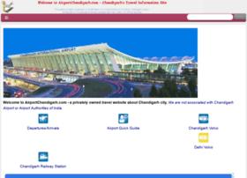 airportchandigarh.com