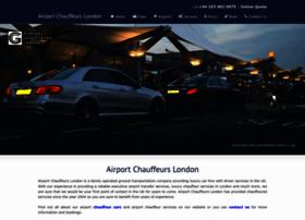 airportchauffeurlondon.com