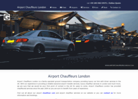 airportchauffeurslondon.com