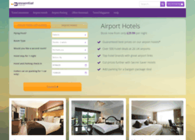 airporthotels.essentialtravel.co.uk