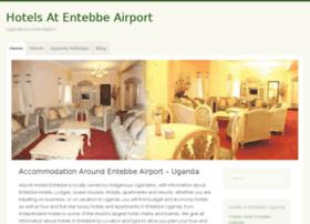 airporthotelsentebbe.com