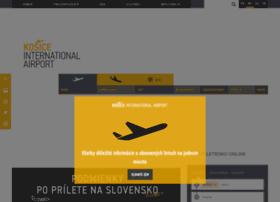 airportkosice.sk