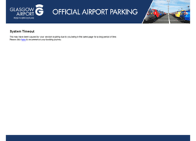 airportparking.glasgowairport.com