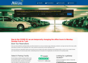 airportparkinginc.com