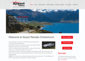 airportrentals.co.nz