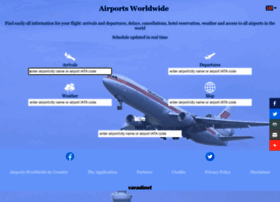 airports-worldwide.info