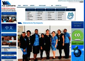 airportsfiji.com