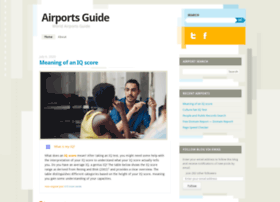 airportsguide.wordpress.com