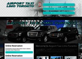 airporttaxilimotoronto.ca