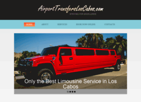 airporttransfersloscabos.com