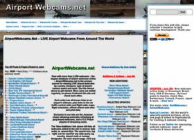 airportwebcams.net