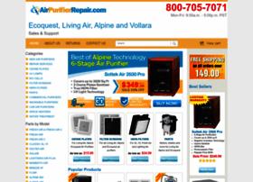 airpurifierrepair.com