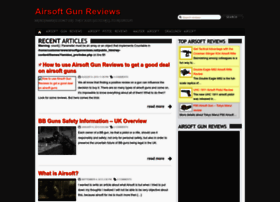 airsoftgunreviews.net