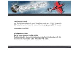 airspeed-rc.de
