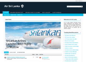 airsrilanka.org