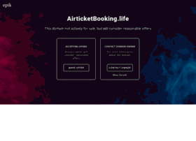 airticketbooking.life