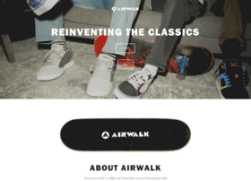 airwalk.com