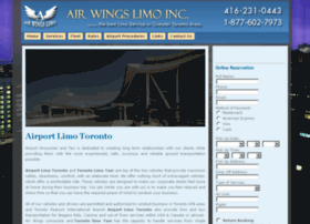 airwingslimo.com