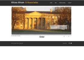 aitzazahsanlaw.com