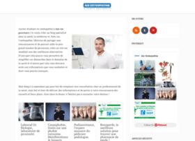 aix-osteopathie.com