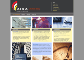 aixa.co.uk