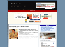ajaibbenar.blogspot.com