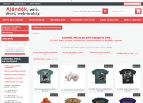ajandek-polo.com