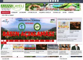ajanscayeli.com