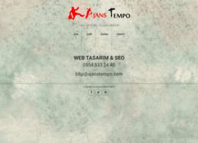 ajanstempo.com