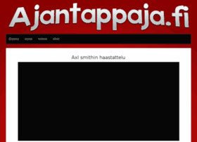 ajantappaja.fi